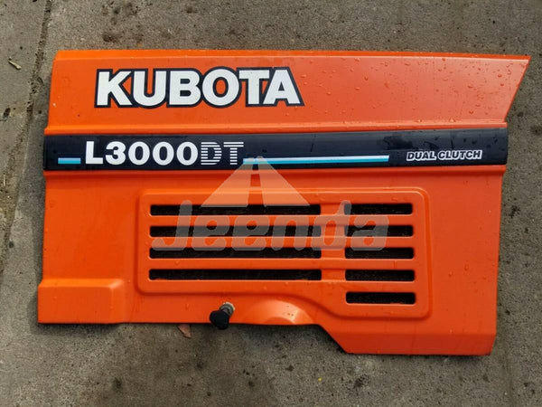 For New Kubota TC020-18640 Panel COMP.BONNET SIDE RH