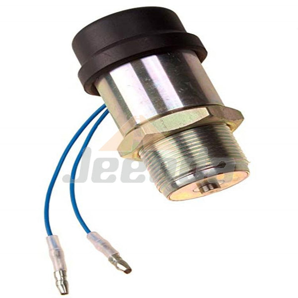 JEENDA Fuel Shuoff Solenoid 195-8411 1958411 for Caterpillar Cat Track Excavator 305CR 304CR 303CR 302.5C 302.5C 303 304 305 Mini Hydraulic Excavator