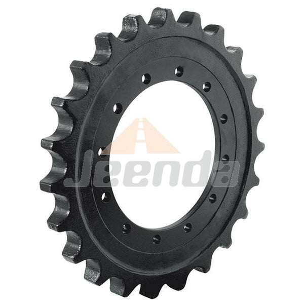 Free Shipping Sprocket 5I9336 for CAT Caterpillar E307 307 307B