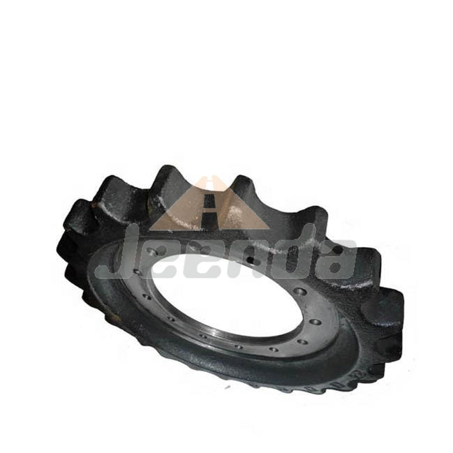 Free Shipping Sprocket 1010447 08110015 08-11-0015 TH110360 for Hitachi EX60-1 John Deere 70D