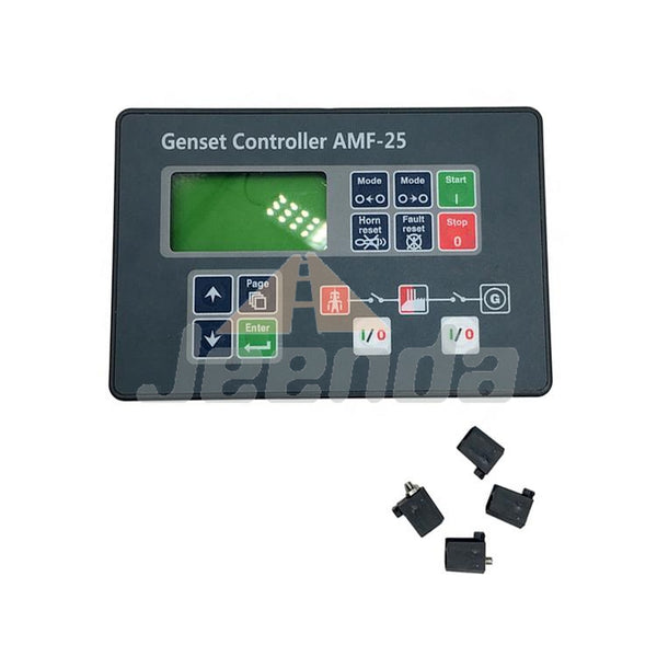 Jeenda Controller InteliLite NT AMF25 AMF-25 Aftermarket Control Panel for ComAp Gen-set