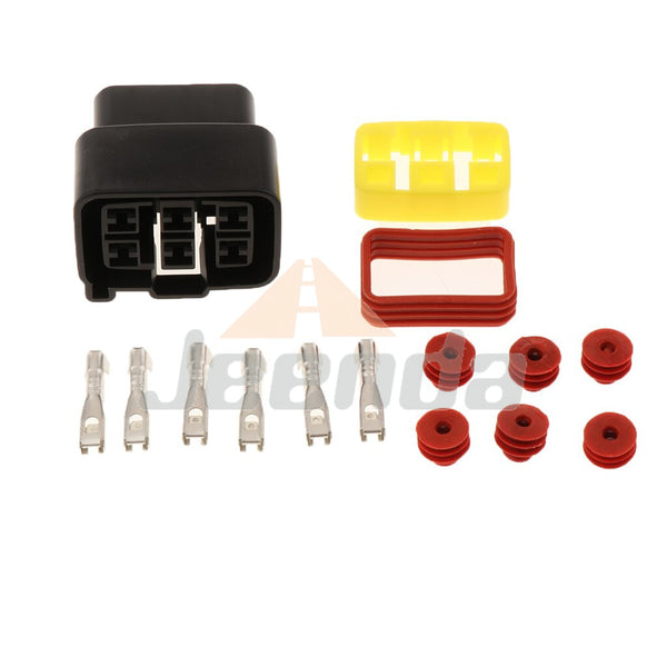 Free Shipping Rectifier Connector Kit for Yamaha Xvs 1100 V Star 1999-2002