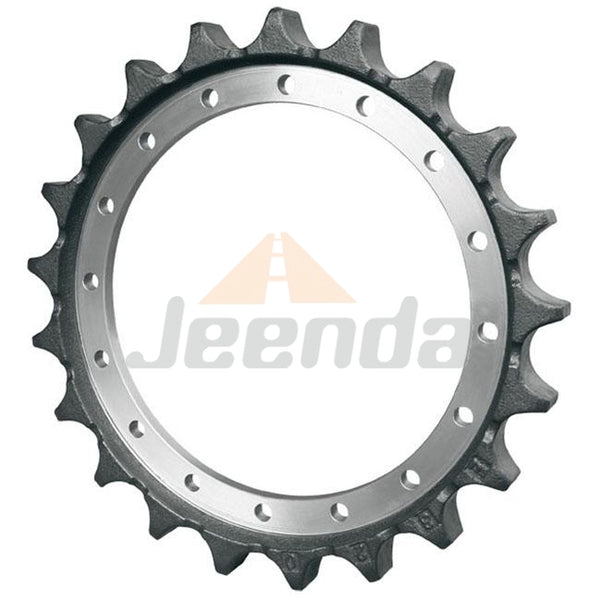 Free Shipping Sprocket 6Y4898 07-11-0041 10031208 10038413 115061 21378 21378-TS 30005743 7443 CR5604 Q3220000Y01 R0125000M01 R14060B0Y01 for CAT Caterpillar E325 E325L 325 325B 325BL 325C