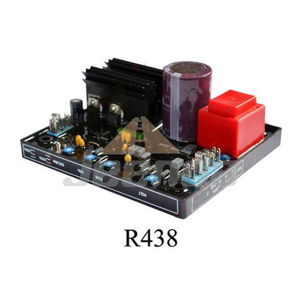 Free Shipping AVR for Leroy Somer R438 Automatic Voltage Regulator FG Wilson Perkins 1004