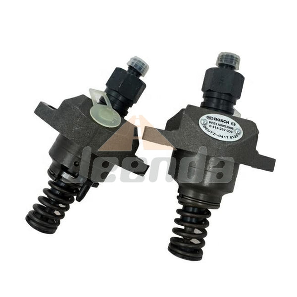 Free Shipping Original 2PCS Fuel Injection Pump 04178125 0414287009 for Deutz FL1011 F3L1011