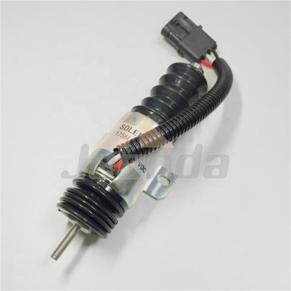 Free Shipping Stop Solenoid 1756ESDB 11033954 12V for Volvo Wheel Loaders L120C L90C L150C L150 L120B L90B L180