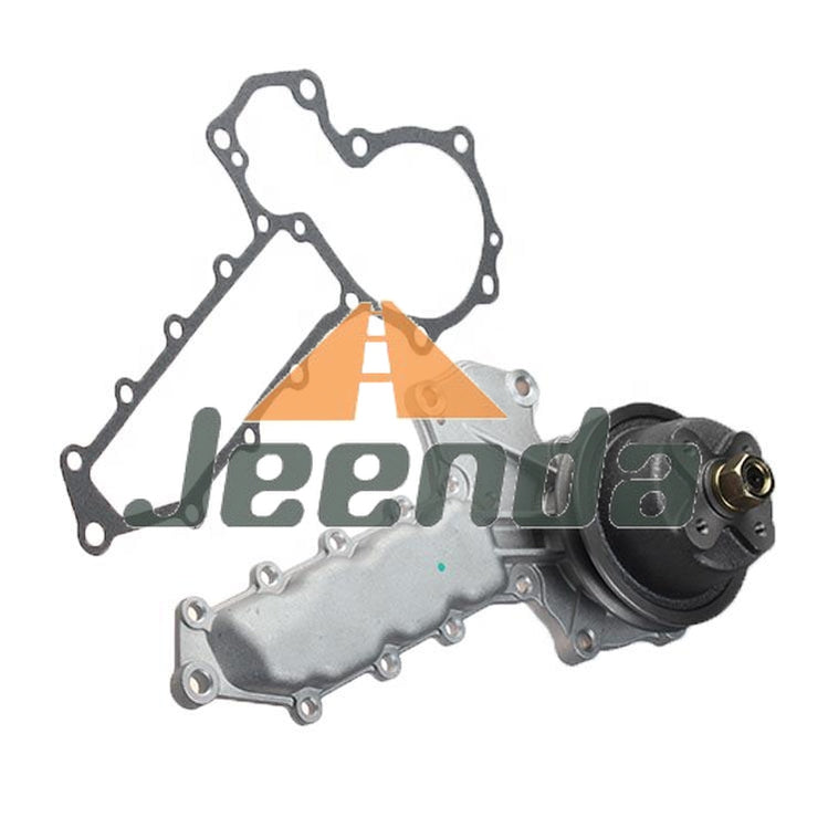 JEENDA Water Pump 15341-73030 4 Bolt Hub with Gasket for Kubota KH-1 10 L245DT L245F L245H L295 L295DT