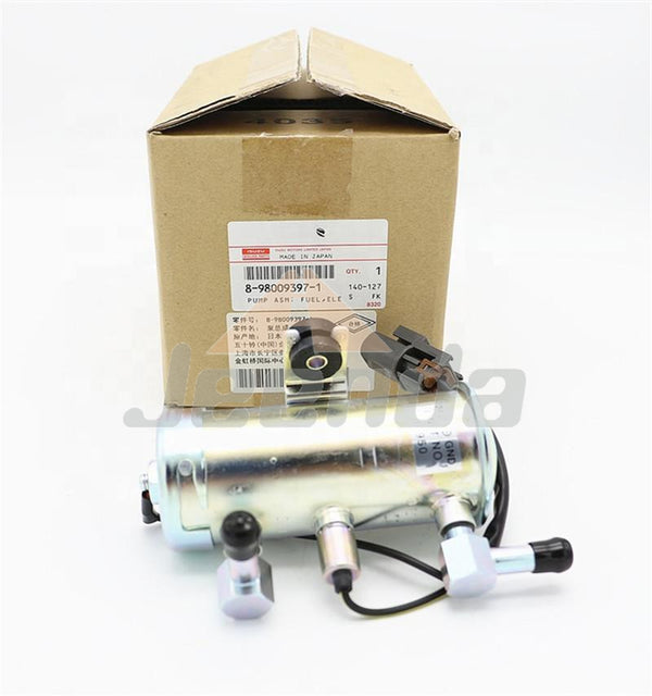 Free Shipping Fuel Pump 8980093971 17/926100 8-98009397-1 24V for JCB  Isuzu 4HK1 6HKX Hitachi ZAX240 EX240 EX330-3