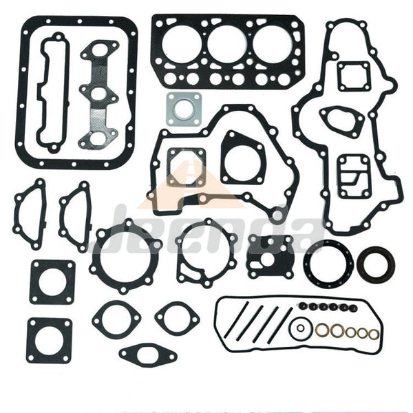 Free Shipping Gasket Kit MM408445 MM408453 for Mitsubishi K3D