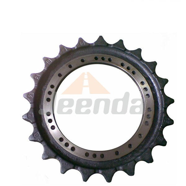 Free Shipping Sprocket 1033091 08-11-0030 HT1025 for Hitachi ZX210-3 ZX200-3 John Deere 225DLC 210GLC 200DLC 160G