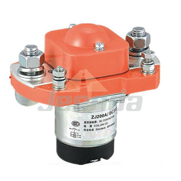 Free Shipping Main Contactor Solenoid MZJ-400A 48V 400A for Heavy Duty Golf Cart