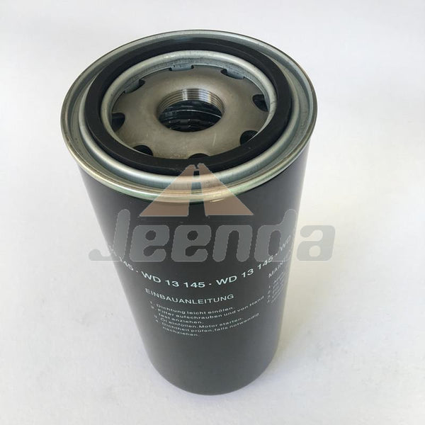 Free Shipping Air Compressor Oil Filter Element WD13145