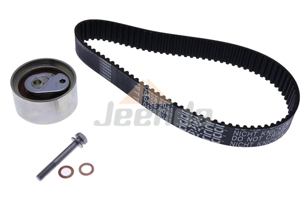 JEENDA Deutz Timing Belt Repair Kit 0293-1482 02931482 0293-1397 for Deutz TCD2011 Engine