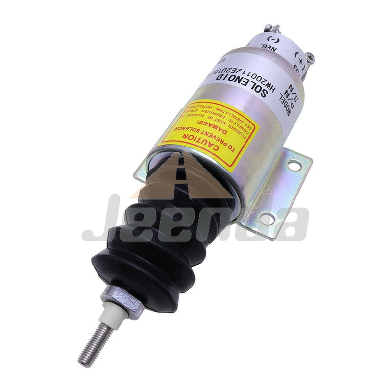 Diesel Stop Solenoid 2000-4518 2001-12E2U1B2S2A for Woodward 2000 Series