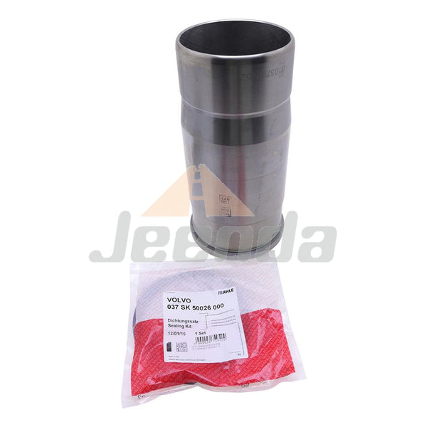 Free Shipping Cylinder Liner 037WN5201 20522262 20483013 271159 271159-6 for VOLVO TAD740GE D7C215 D7C250 D7C275 D7C290 D7C310 1998-1999