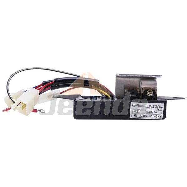 Automatic Voltage Regulation AVR GL11000 380V 50/60HZ 5A for Kubota J106 J108 J110 J112 J114 J116 J119 J310 J313 J315 J318 J320 J324