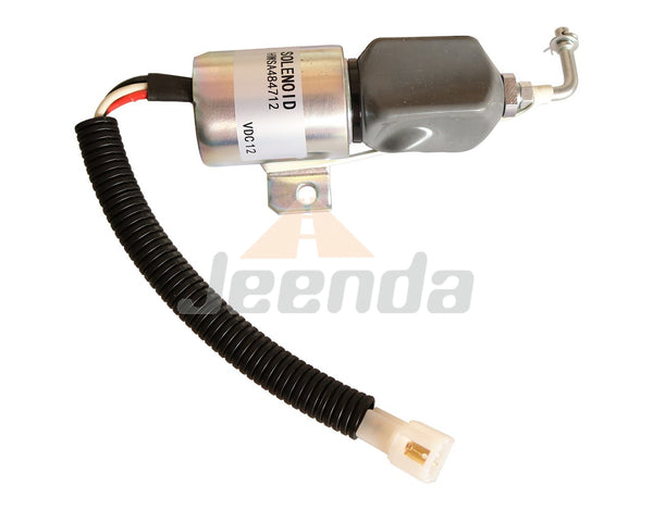 Diesel Stop Solenoid SA-4847-12 1751ES-12E7UC5B1S1 12V for Woodward 1700 Series