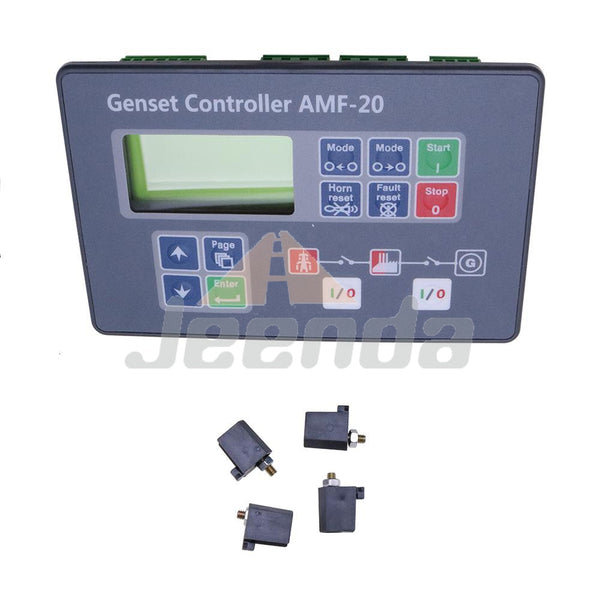 Free Shipping Controller InteliLite NT AMF20 AMF-20 for ComAp Gen-set