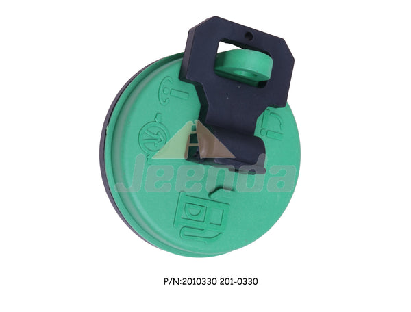 Jeenda Fuel Tank Cap 2010330 201-0330 for Caterpillar Backhoe Loader 428D 430D 442D 424D 416D 420D 438D 432D