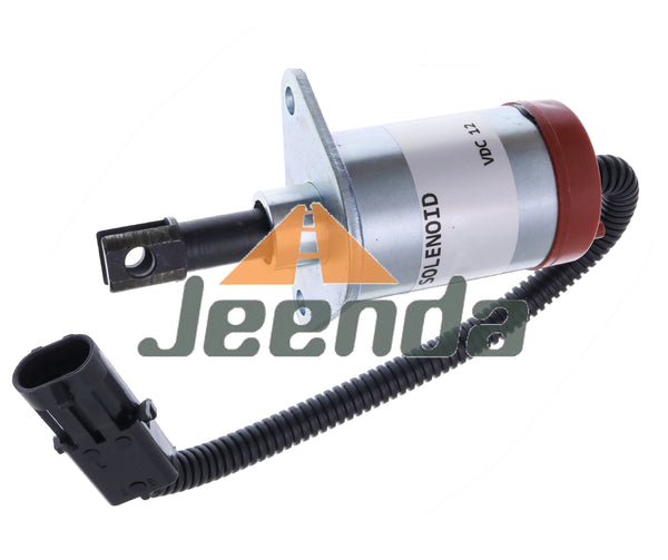 JEENDA Stop Solenoid RE526570 12V for John Deere CT322 4120 4720 313 315 317 320 325 328 332 12V