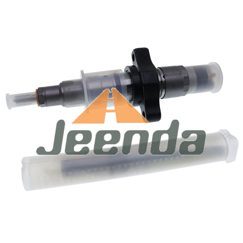 Free Shipping Fuel Injector 0445120238 0986435505 For 04-09 Dodge Ram Cummins 325-45SAC 5.9L Diesel Engine