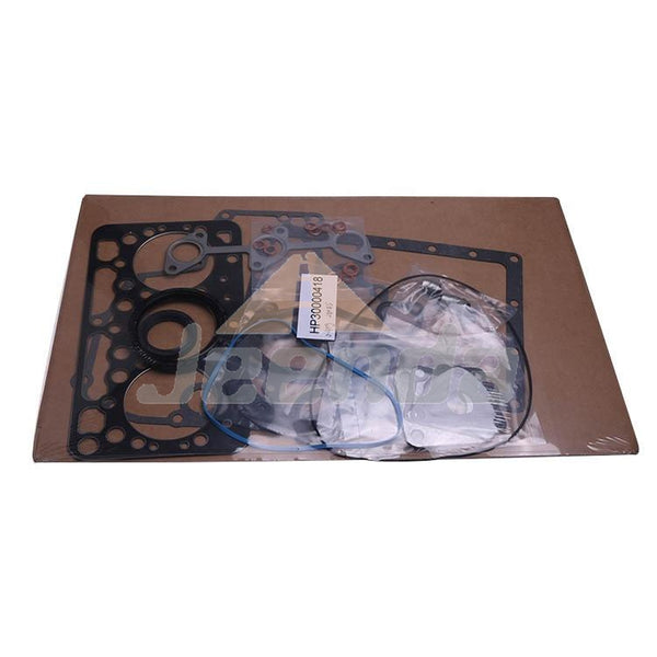 Free Shipping Full Gasket kIT 6672739 Upper 6672740 Lower for Bobcat 316 320 322 453 463 MT50 MT52