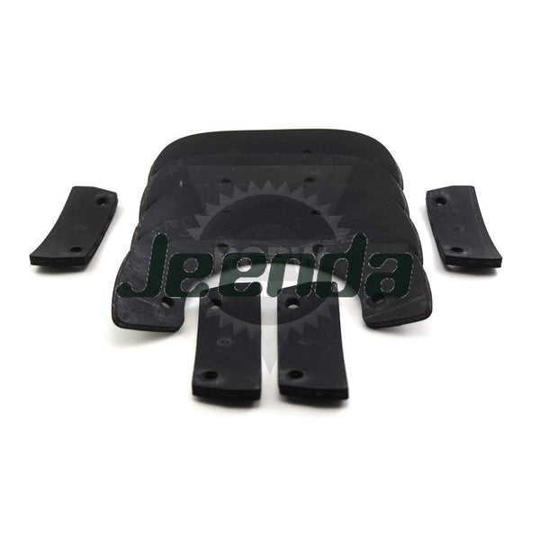 Snowthrower Paddle Set 72521-730-003 72521730003 72552-730-003 72552730003 for HONDA