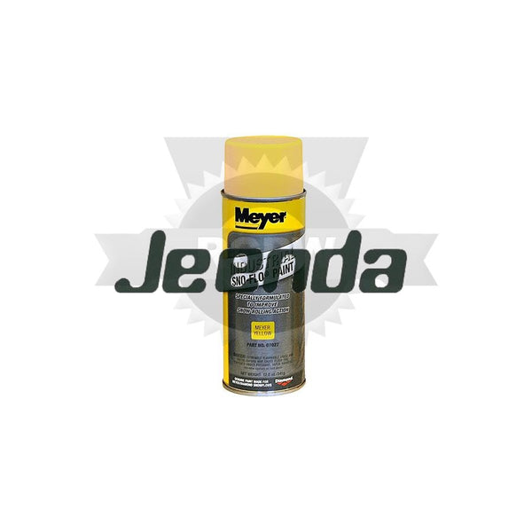 Yellow Spray Paint (1 Can) 08677 for MEYER