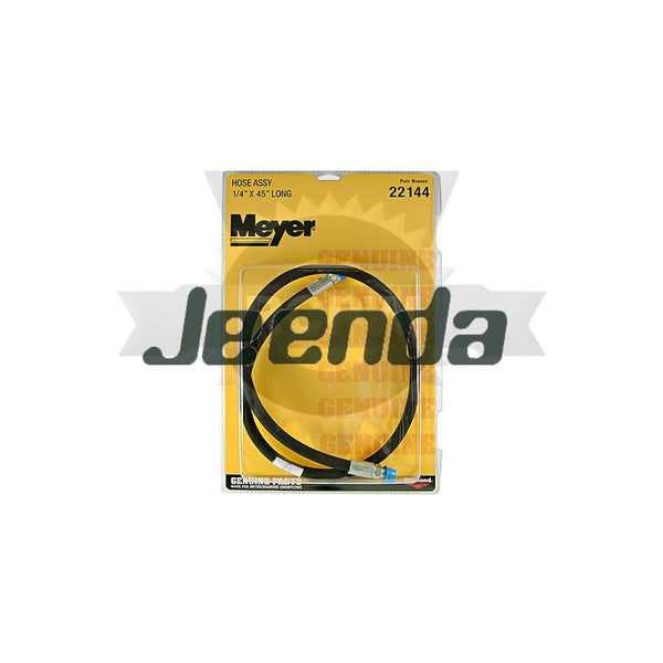 "45"" Hose - Straight Ends 22144 22144SK for MEYER"