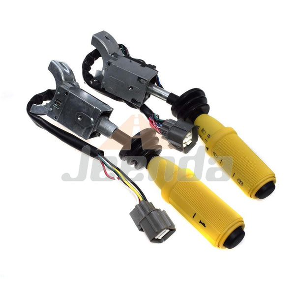 Free Shipping Lights & Wiper Column Switch 2PCS 701/52601 701-52601 70152601 for JCB 2CX 2CXL 2CXU 504B 506B 528AG 505-19 FM
