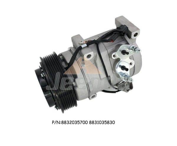 Free Shipping Compressor 8832035700 8831035830 for Toyota 4Runner 2003-2009 FJ Cruiser 2007-2009 10S17C