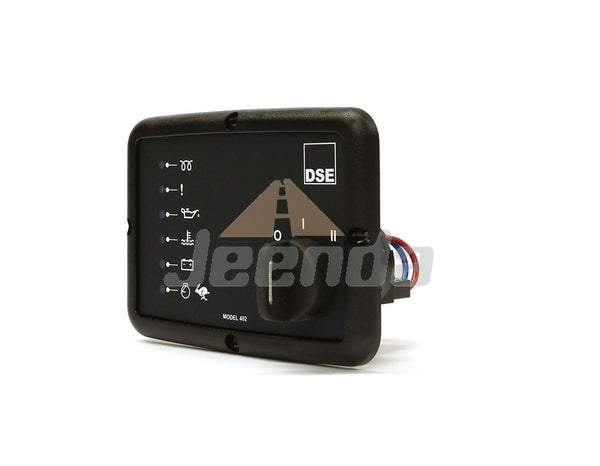 Free Shipping Waterproof Manual Auto Start Control Module DSE402-8V to 35V Continuous