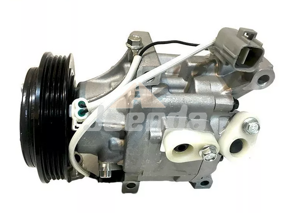 Free Shipping Compressor 447220-6253 for Toyota CoRollA SCSA06C 2001-2006