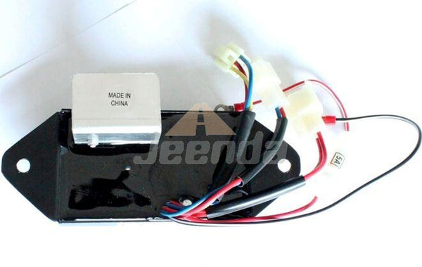 Jeenda Automatic Voltage Regulator AVR G3949-02800 G3949-02802 for Kubota Engine