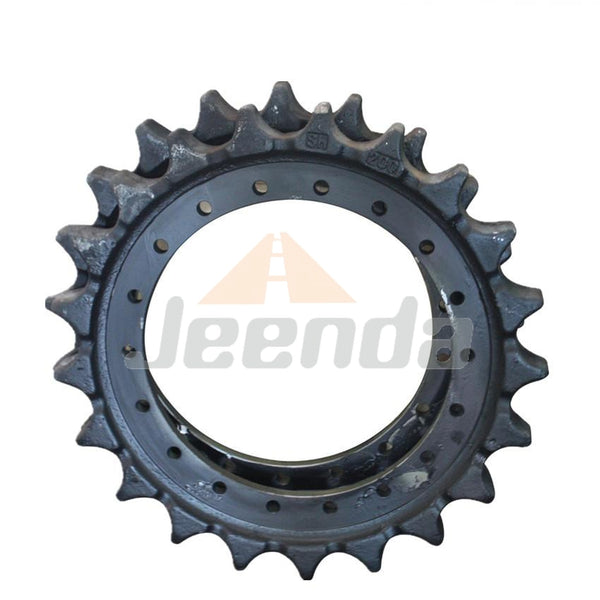 Free Shipping Sprocket YN51D01003P1E for Kobelco SK200-8 SK210D-8 SK210LC-8