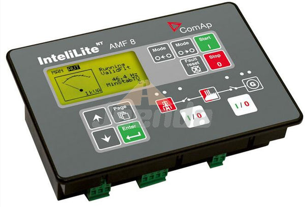 Controller InteliLite NT AMF 8 Control Panel for ComAp Gen-set