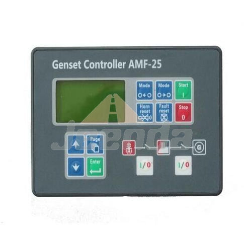 Controller InteliLite NT MRS 10 Aftermarket MRS10 Control Panel for ComAp Gen-set