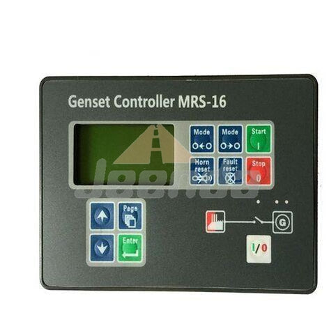Controller InteliLite NT MRS 16 Aftermarket MRS16 Control Panel for ComAp Gen-set