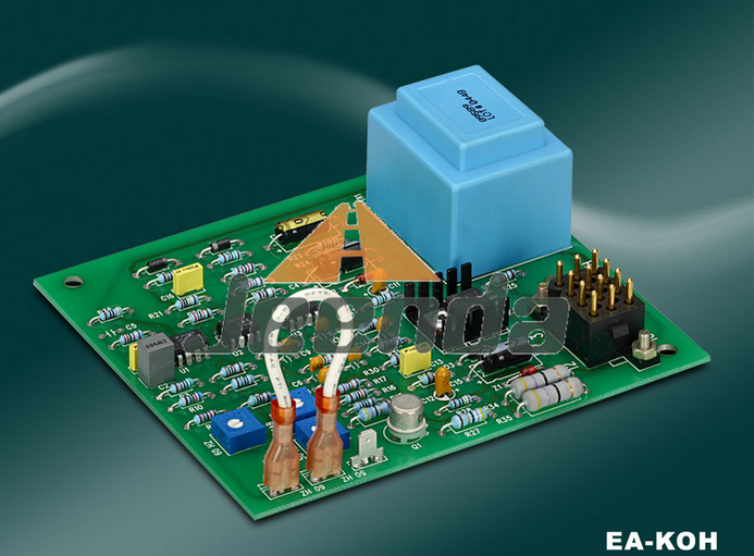 Automatic Voltage Regulator AVR EA-KON for Kutai