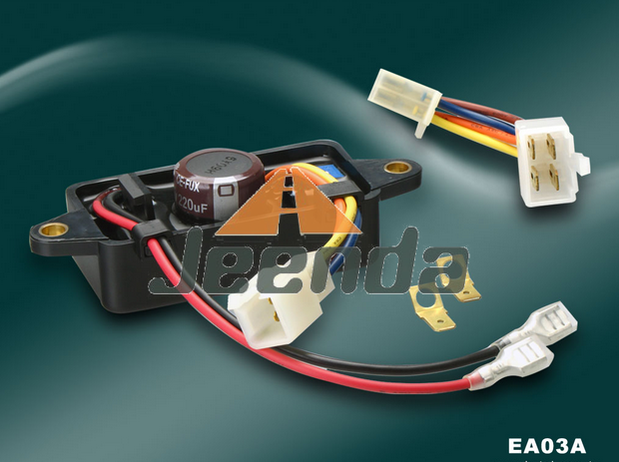 Automatic Voltage Regulator AVR EA03A for Kutai