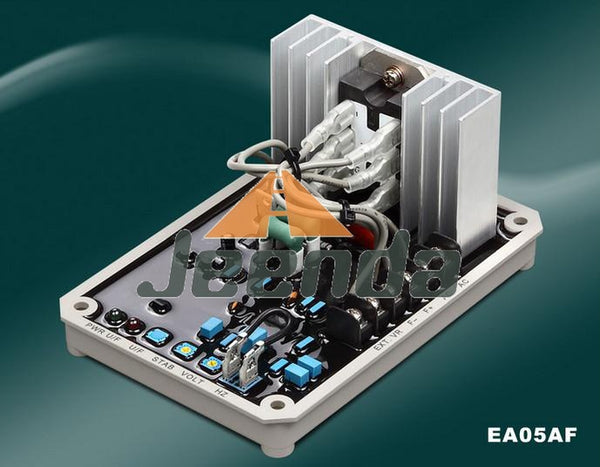Automatic Voltage Regulator AVR EA05AF Aftermarket for Kutai