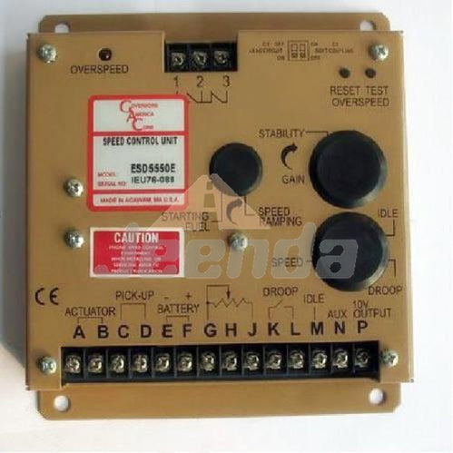 GAC Speed Governor Speed Controller ESD5550