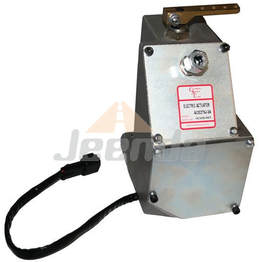GAC ACE275J-24 Integrated Pump Mounted Actuators 275 Series 12 or 24 VDC