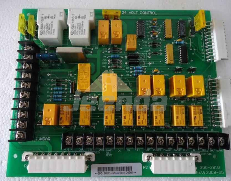Printed Circuit Board for Onan 300-4297 300-2812 300-2808