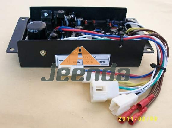 Automatic Voltage Regulator 	AVR ATY-3500 (Old type) for IMC