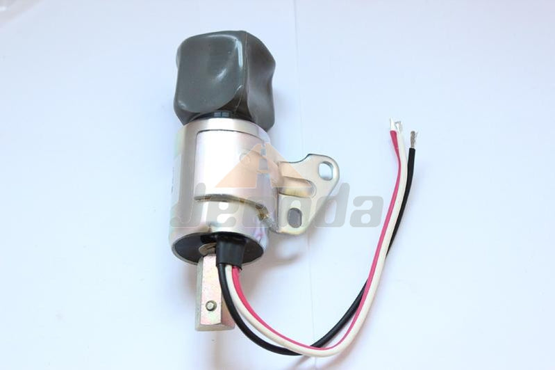 Diesel Stop Solenoid 1E231-60011 for Kubota V2203 Engine