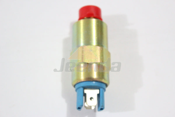Stop Solenoid 26420472 12V for Perkins 1000 Series Engine
