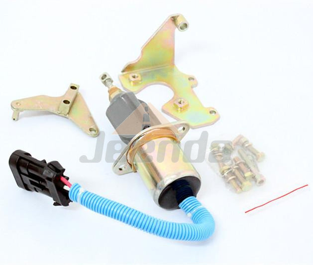 Diesel Stop Solenoid SA-4981-24 with kits