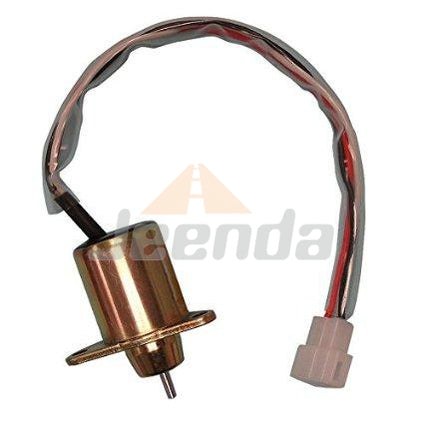 Fuel Stop Solenoid M806808 for John Deere 3009 3011 3012 3014 3015 4019 4020 Engine