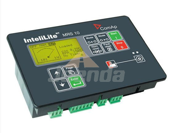 Controller InteliLite NT MRS 10 Original Parts MRS10 Control Panel for ComAp Gen-set